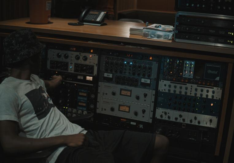 Sean Anderson on SoundBetter