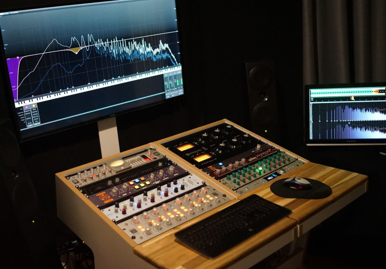 Amplitude Mastering on SoundBetter