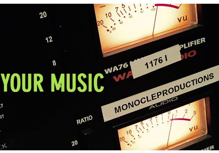 monocleproductions on SoundBetter