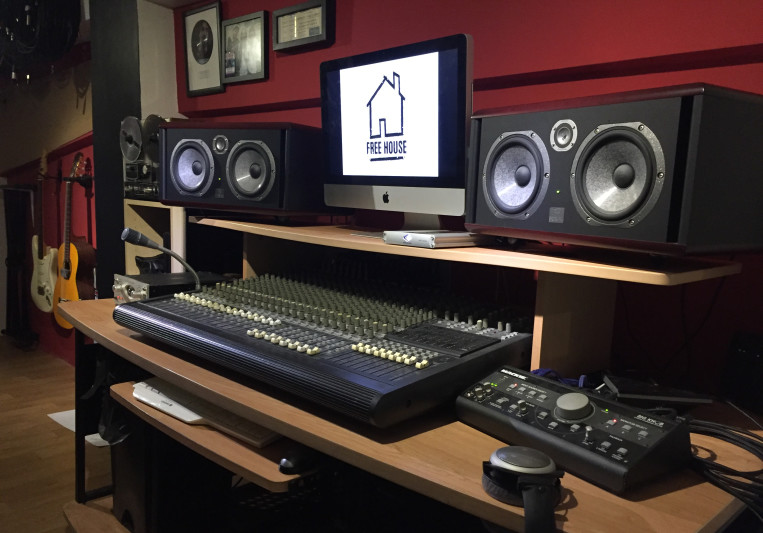 Free House Studios on SoundBetter