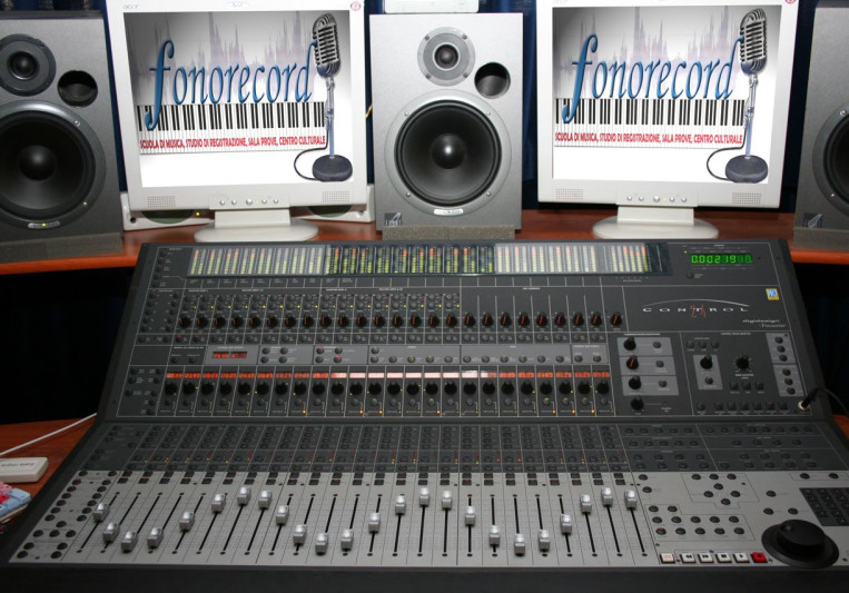 Fonorecord Studio on SoundBetter