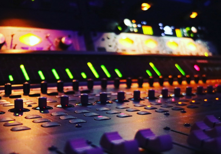 NewVine Music Studio LA on SoundBetter