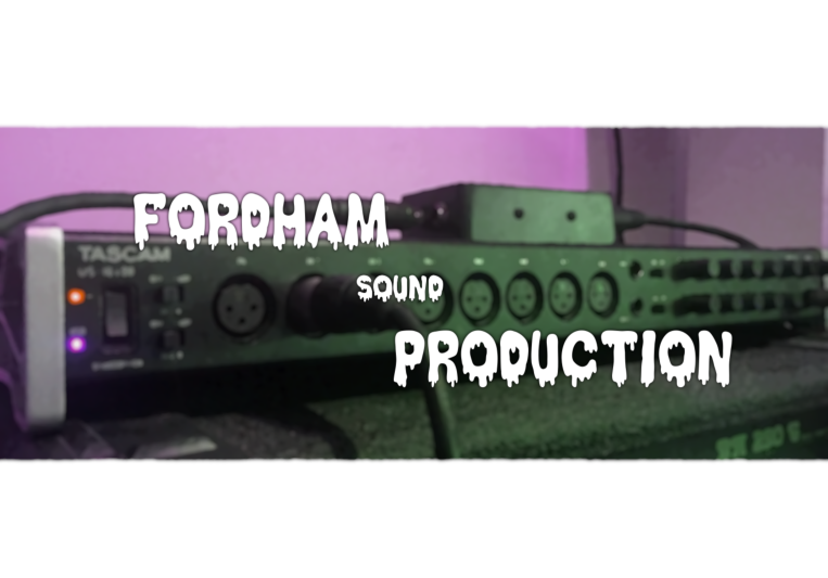 Fordham Sound Production on SoundBetter