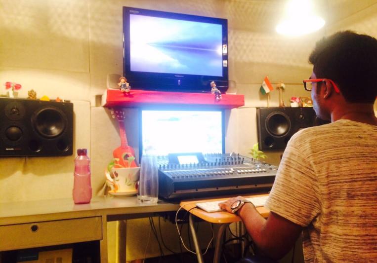Antonio Fernando on SoundBetter