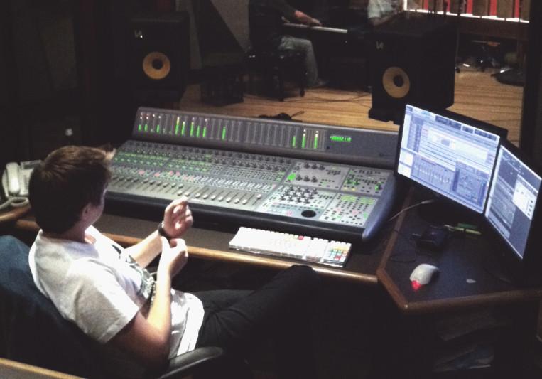Ben Hardie on SoundBetter