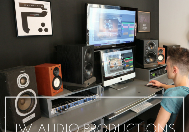 JW Audio Productions on SoundBetter