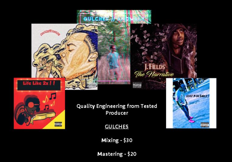 Gulches (Brett Butzer) on SoundBetter