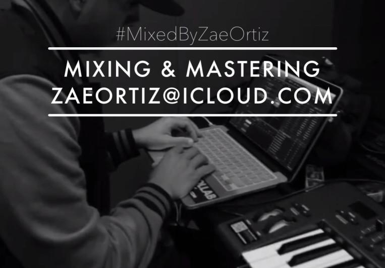 Zae Ortiz on SoundBetter