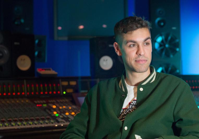 Aaron Ahmad on SoundBetter