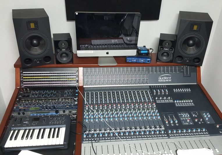 Mike Farfalla on SoundBetter