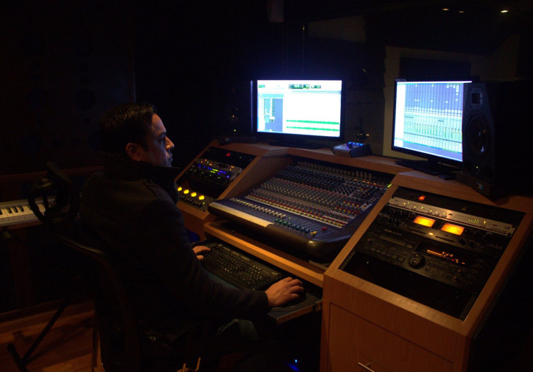 Ronald Reyes M on SoundBetter