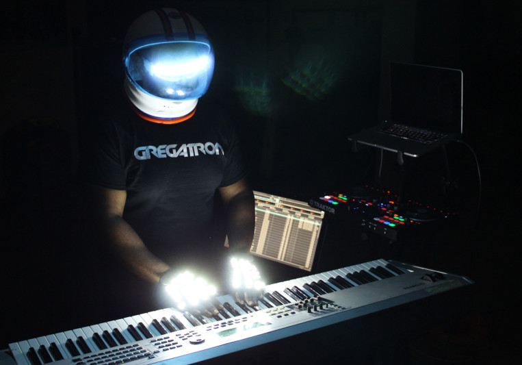 Gregory W. on SoundBetter