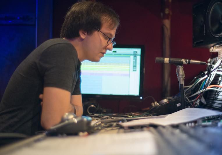 Alexander Verbitskiy on SoundBetter