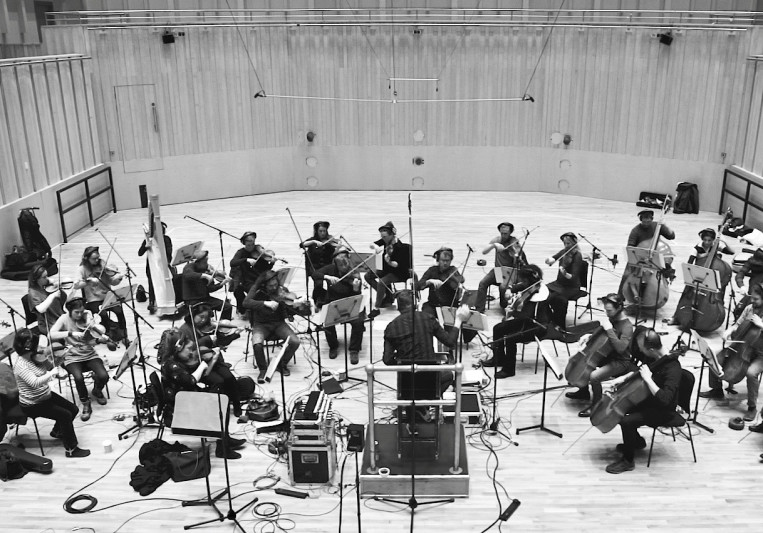 Clockwork Sessions - Orchestral Session Production - Glasgow