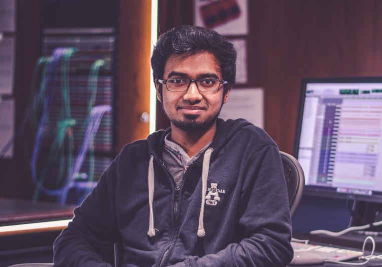 Nitin Muralikrishna on SoundBetter