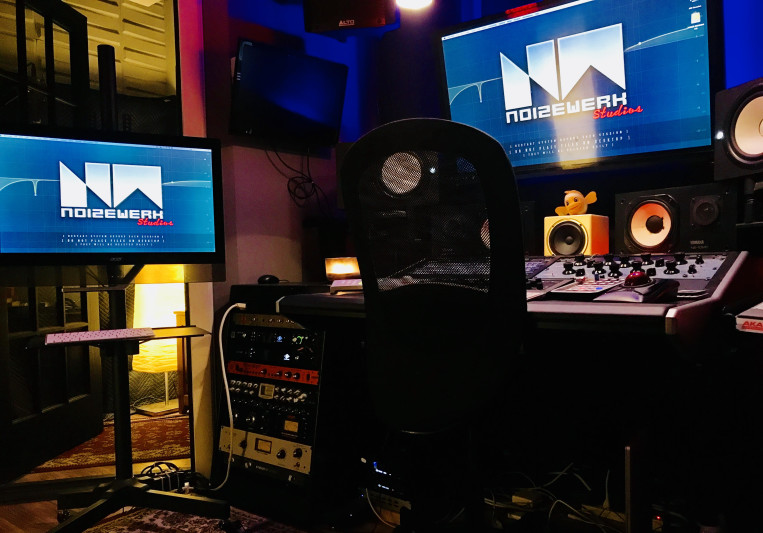 Noizewerk Studios on SoundBetter
