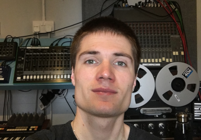 Ed Shaw on SoundBetter