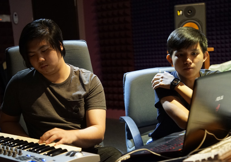 Kelson Tan on SoundBetter