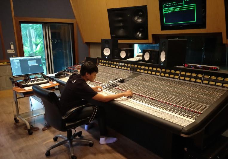 Luke Moss on SoundBetter