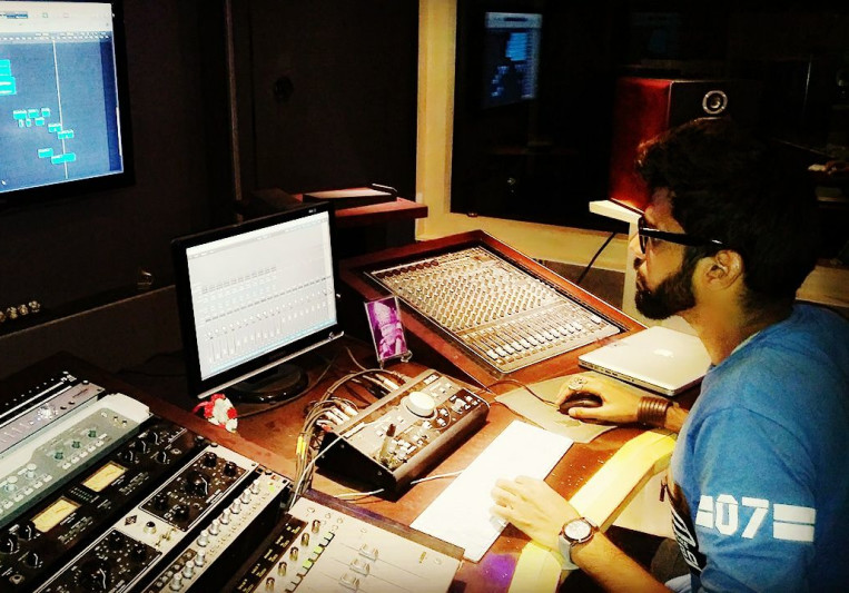 Dayananth Chandran on SoundBetter