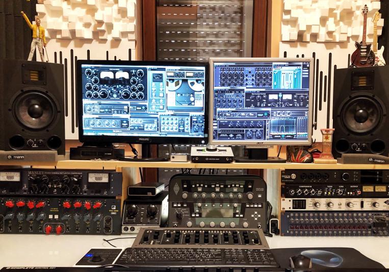 Manuele D'Andrea on SoundBetter