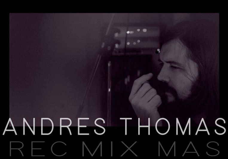 Andrés Thomas on SoundBetter