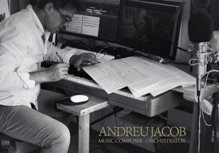 Andreu Jacob on SoundBetter
