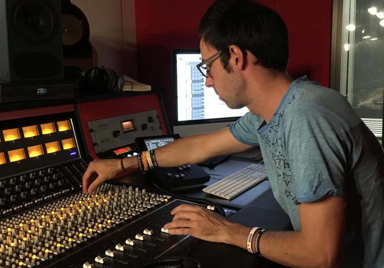 Luca Skyline on SoundBetter