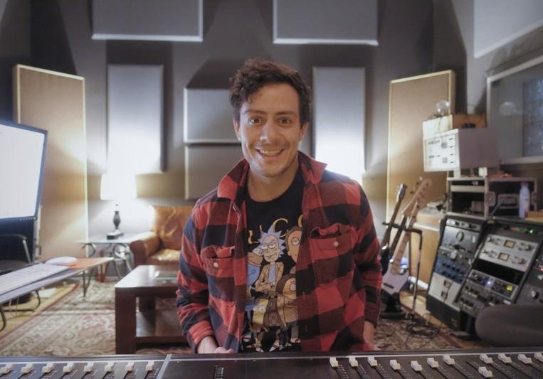 Oscar Del Amor on SoundBetter