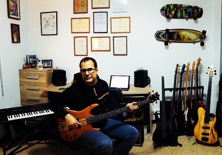 Oscar Fanega on SoundBetter