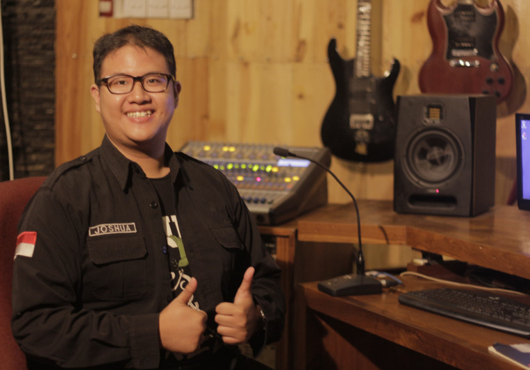 Joshua Eka Pramudya on SoundBetter
