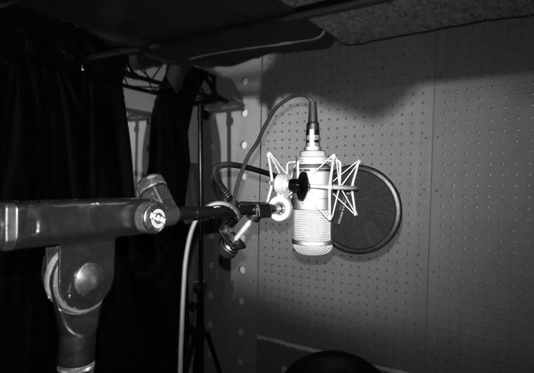 Audiospektrum on SoundBetter