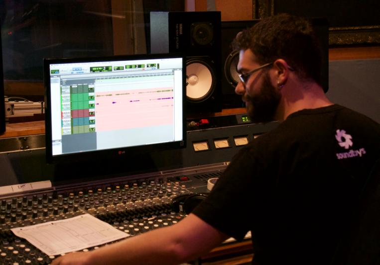 Josh Welshman on SoundBetter