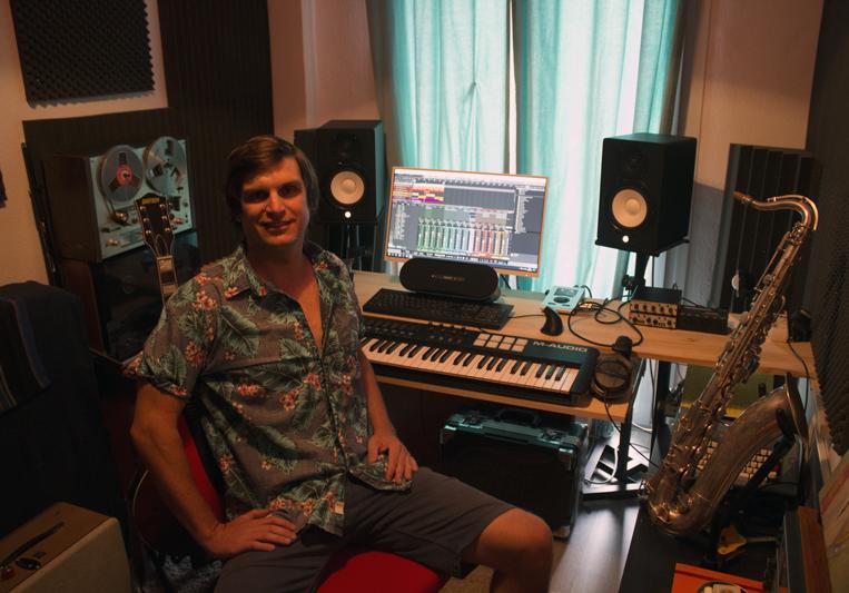 Seba Crispo on SoundBetter