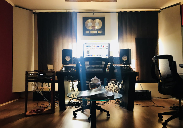 Jason D. Jordan 521 Studios on SoundBetter