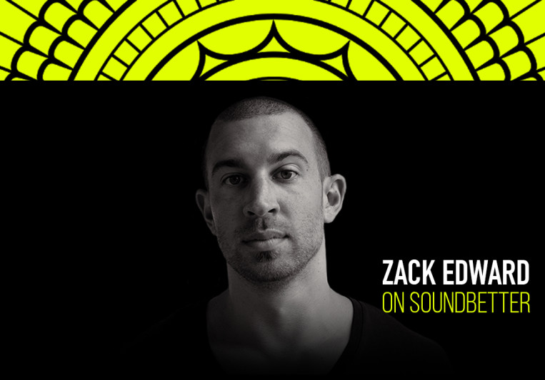 Zack Edward on SoundBetter