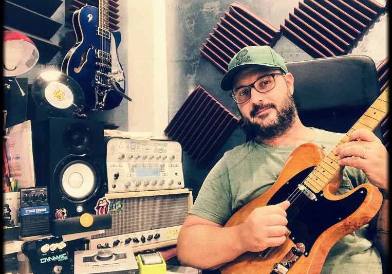 Manuel Contreras ~ MC Guitar on SoundBetter