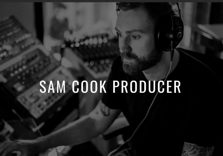 Sam Cook Producer on SoundBetter