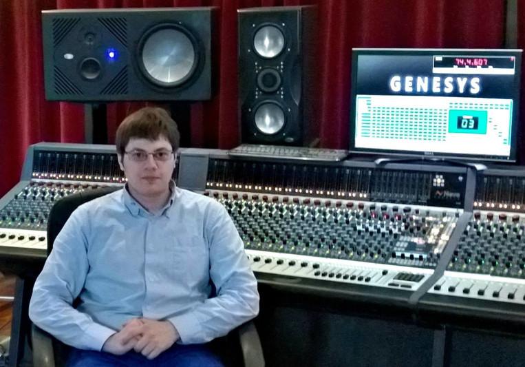 Antonio M. Buonomo on SoundBetter