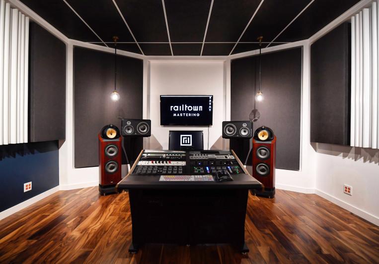 Railtown Mastering on SoundBetter