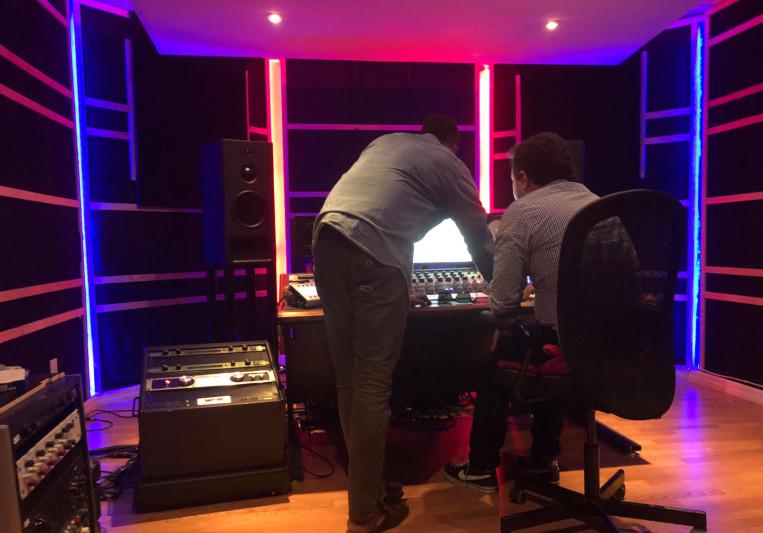 Edwardhoyte music Group on SoundBetter