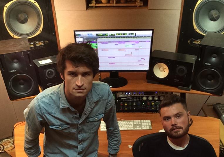 Fabian Faupel for SAINT ROCK on SoundBetter