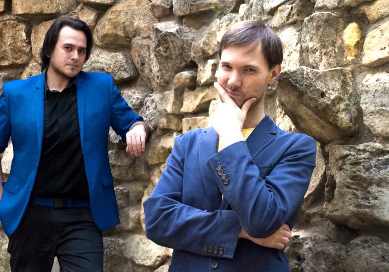 Anton and Michael on SoundBetter