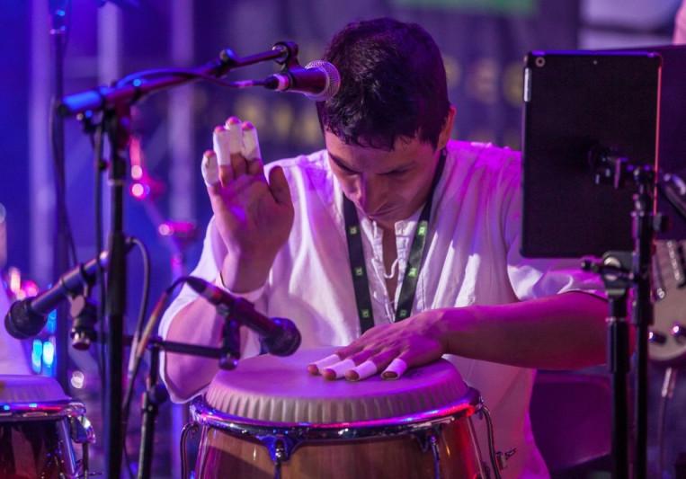 Jaime Chinchilla on SoundBetter