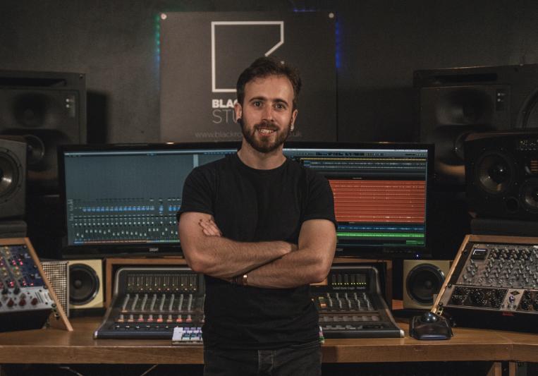 Studio Chimp on SoundBetter