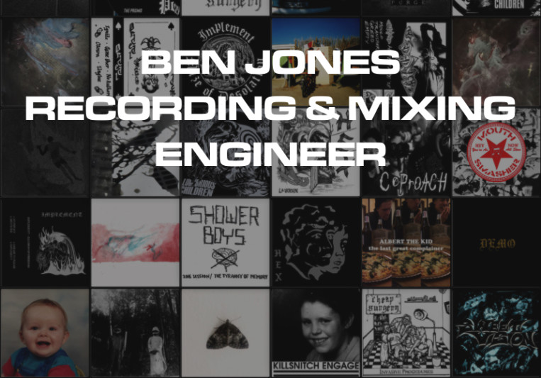 Ben Jones on SoundBetter
