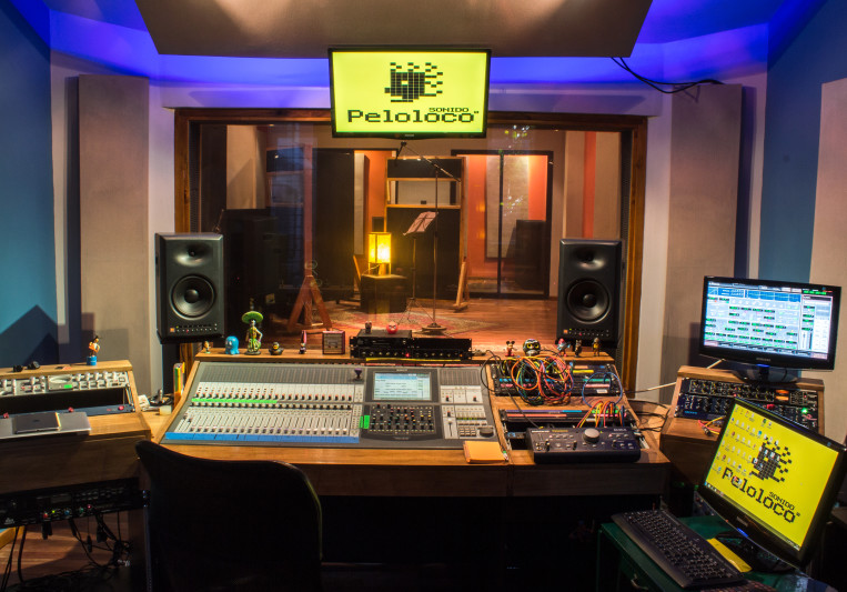 Estudio Peloloco on SoundBetter