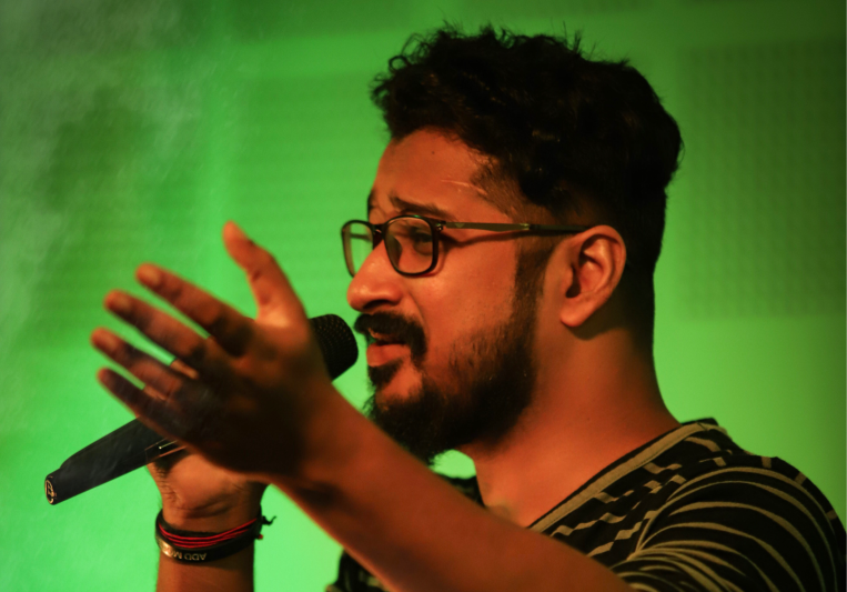 Sreeraj Sahajan on SoundBetter