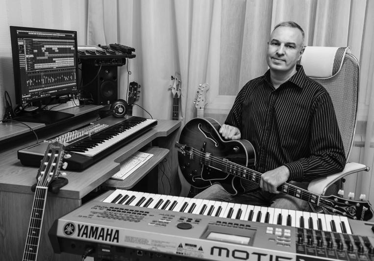 Sergei Arzumanov on SoundBetter