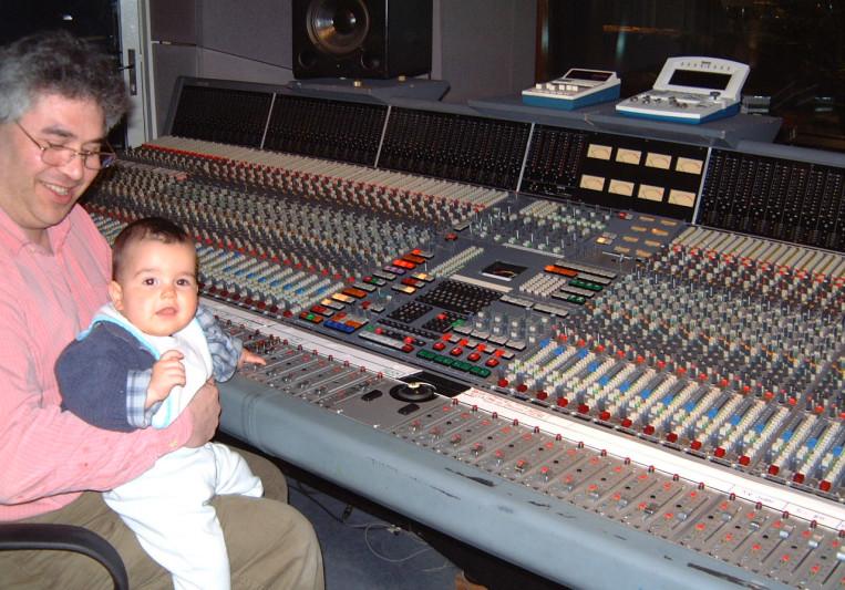 Andrew Boland on SoundBetter